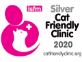 Cat Friendly Clinic Silver