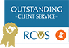 RCVS Outstanding Client Service